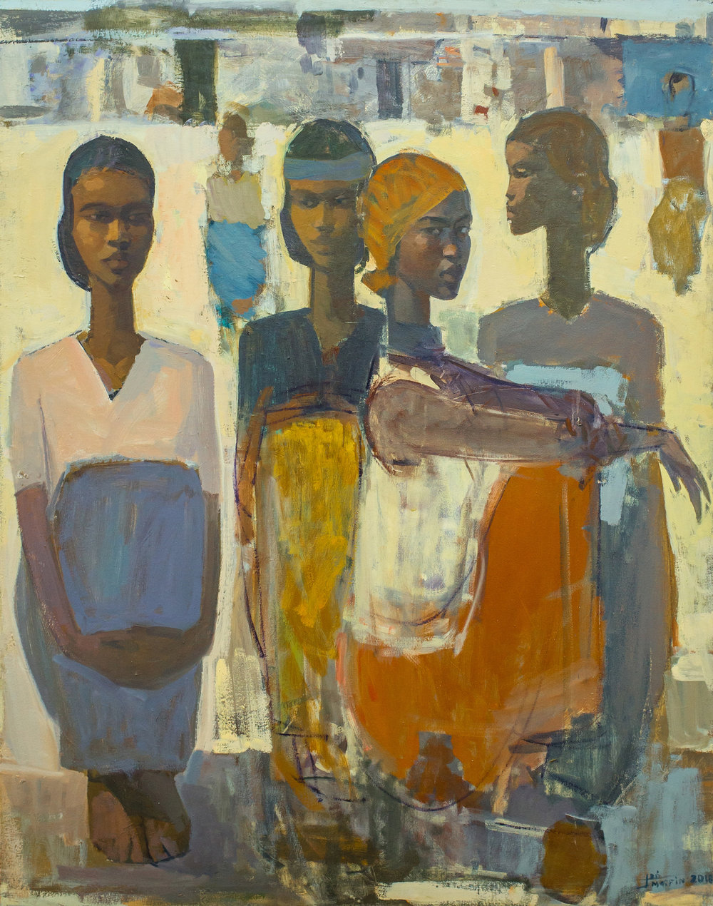 Tadesse Mesfin, Neighbours
