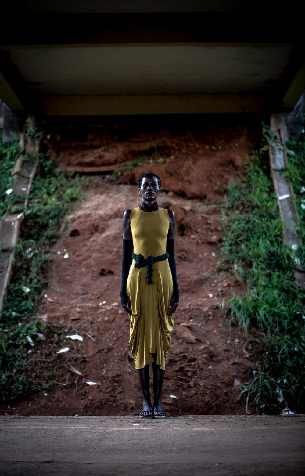 5 of 6 - hu•MANE shoot featuring Gloria Wavamunno