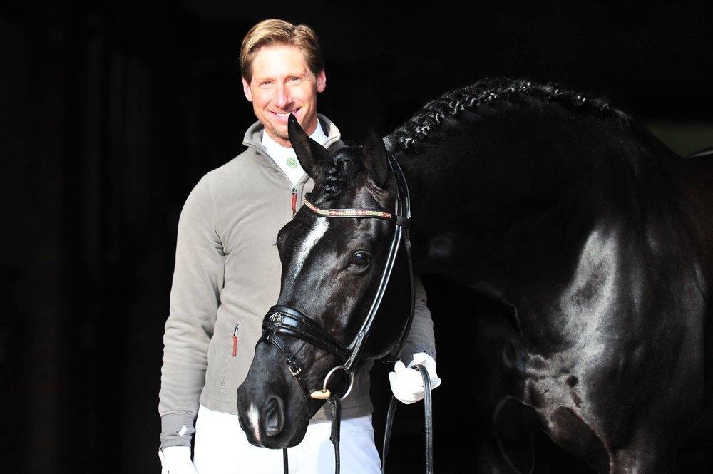 Patrik Kittel and Sezuan - photo credit: Siegbert Altenhofer