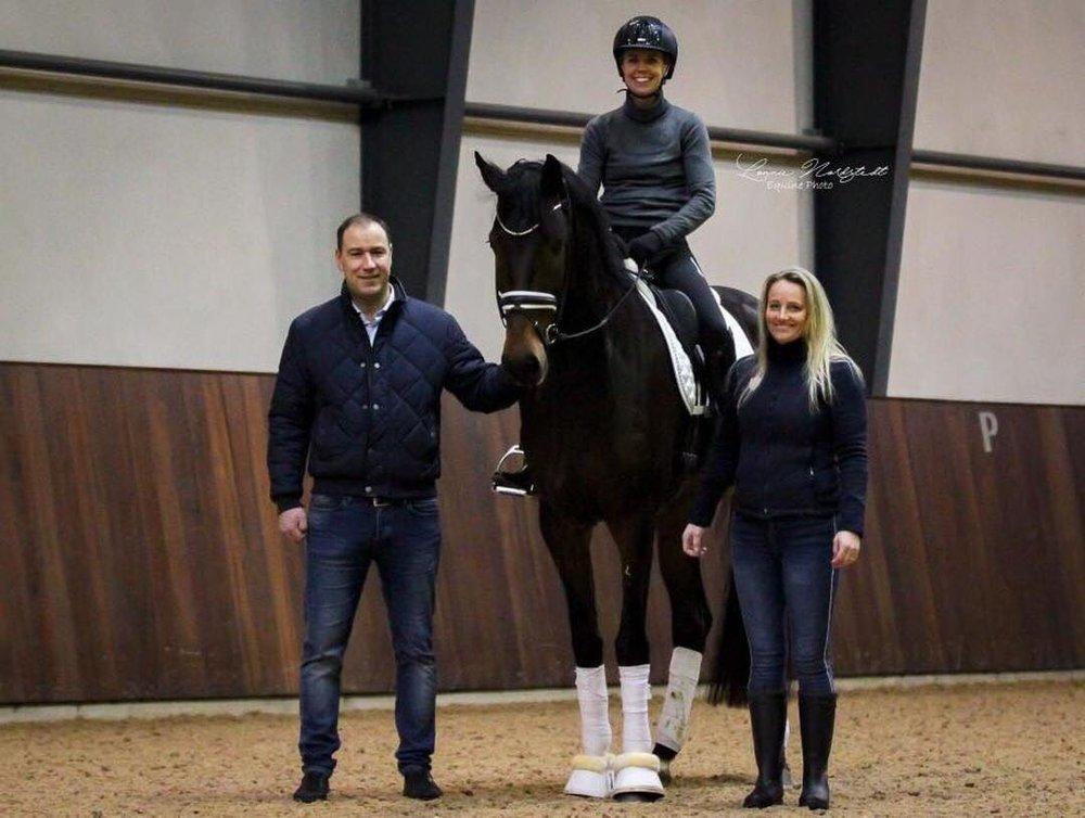 Bo Brink, Selina Solberg Vittinghus with Napfes Faa Ipoipo and Merete Berg Sørensen