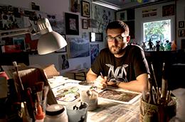 2015 ARTIST // JEFF MCMILLAN