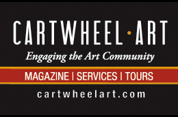 MEDIA PARTNER // CARTWHEEL ART