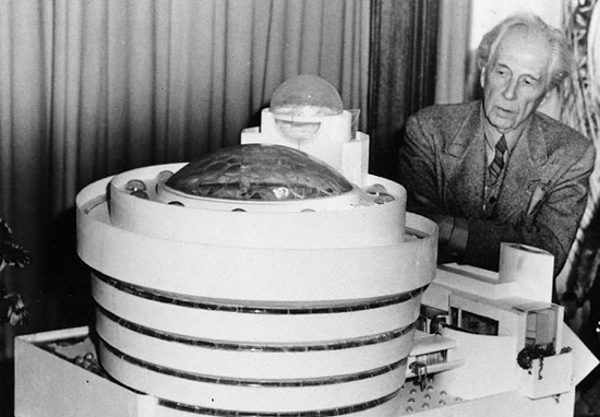 bbook :       Listen to a Rare Recording of Frank Lloyd Wright on Nature and Creativity