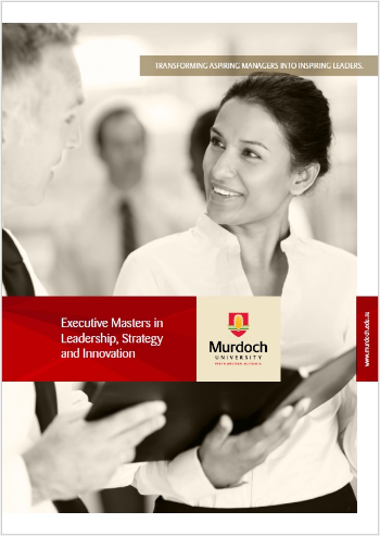 Click to read the brochure content our copywriters developed for Murdoch University in Perth.