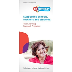 Click to read the Learning Support brochure our copywriters wrote for EdConnect Australia.
