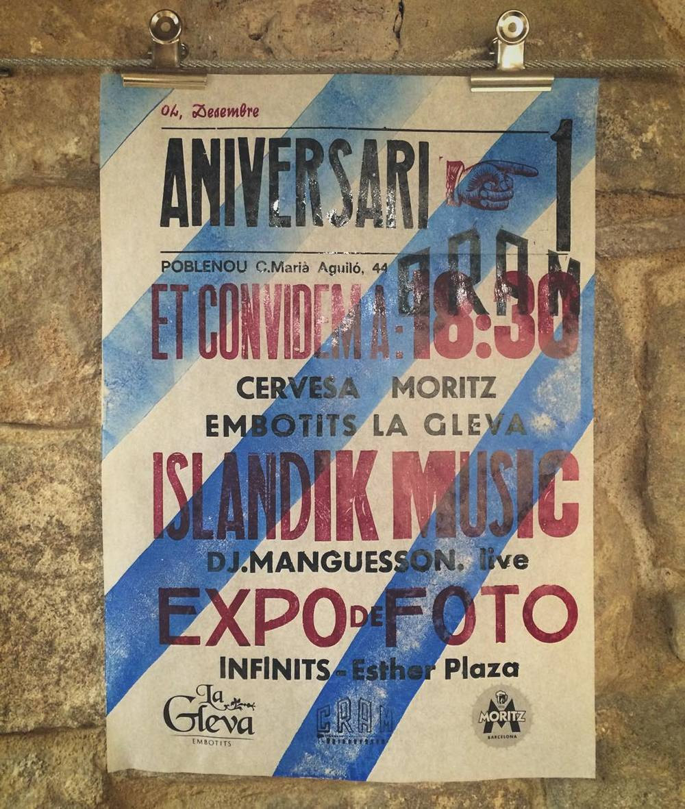 Adrià Galicia from La Polimera
