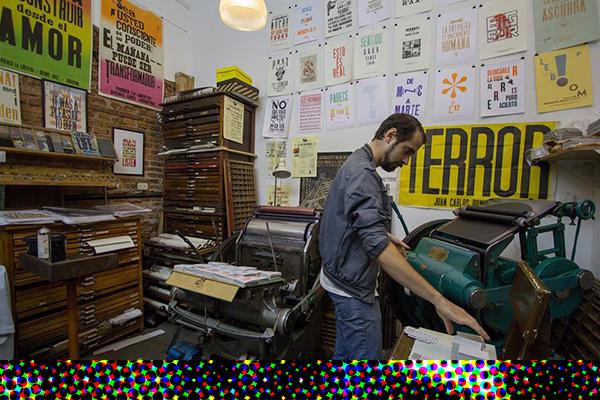 Federico Cimatti from Prensa La Libertad