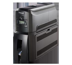 CD800 Card Printer With Lamination