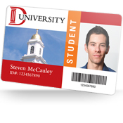 Cards University Ireland Campus Ccs College Id — And
