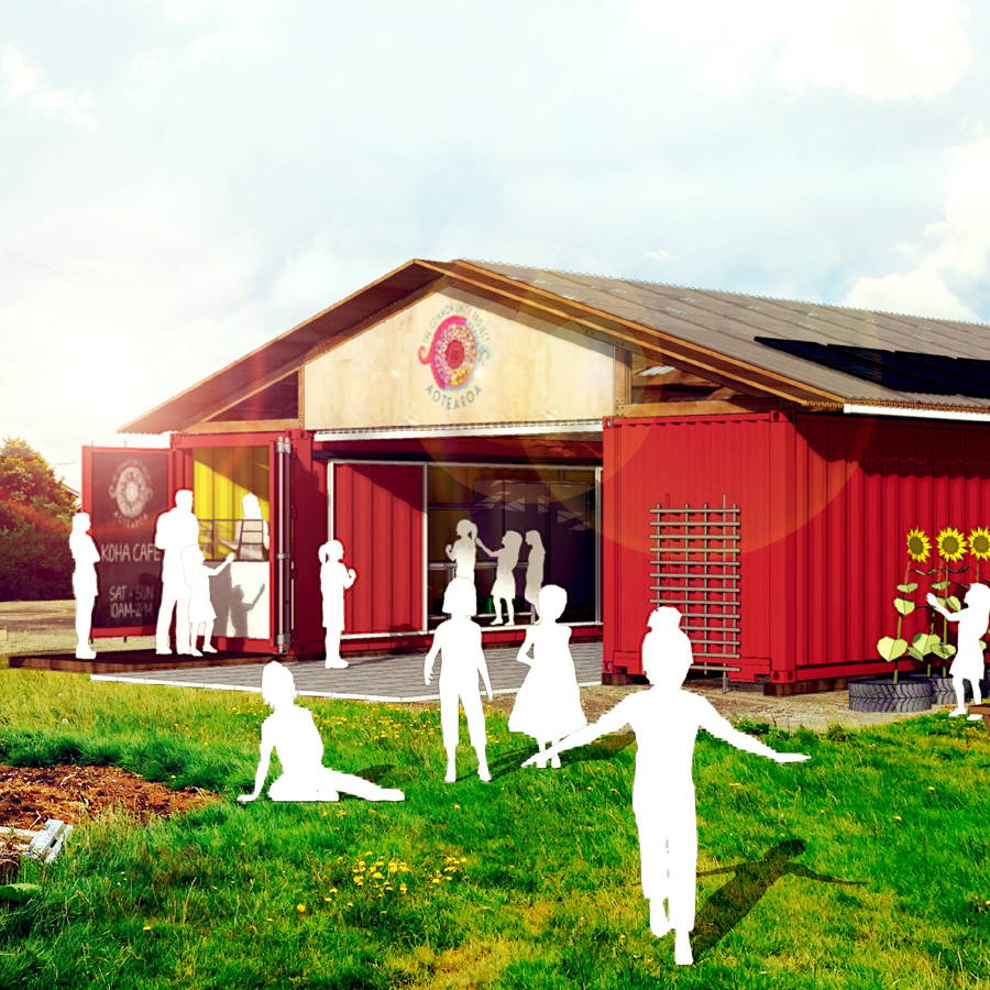 "<h3 style=""color:white"">Koha Kitchen</h3> </br> Community unity Aotearoa"