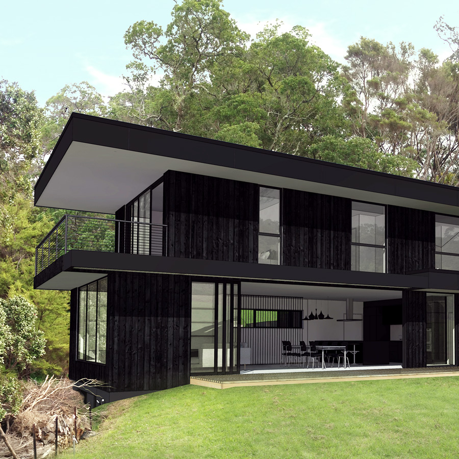 "<h3 style=""color:white"">The Ridge Road House</h3> </br>Mahurangi East"