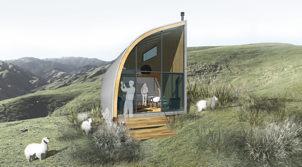 Graze Eco Lodges