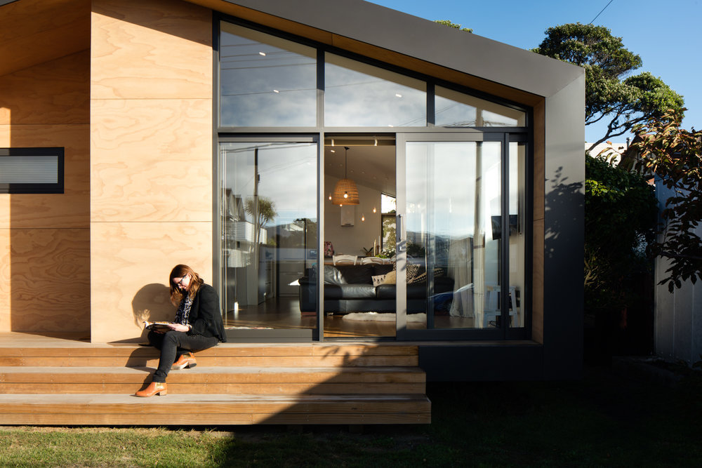 Seatoun House