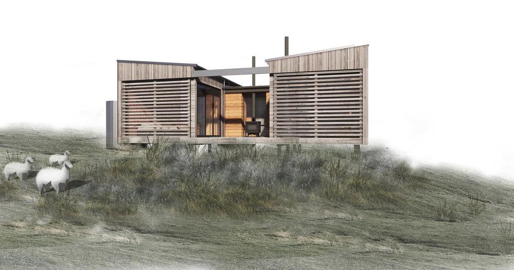 Graze Eco Lodges