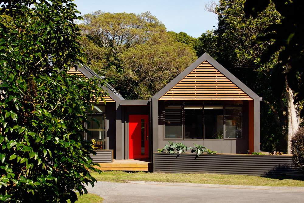 Waikanae House