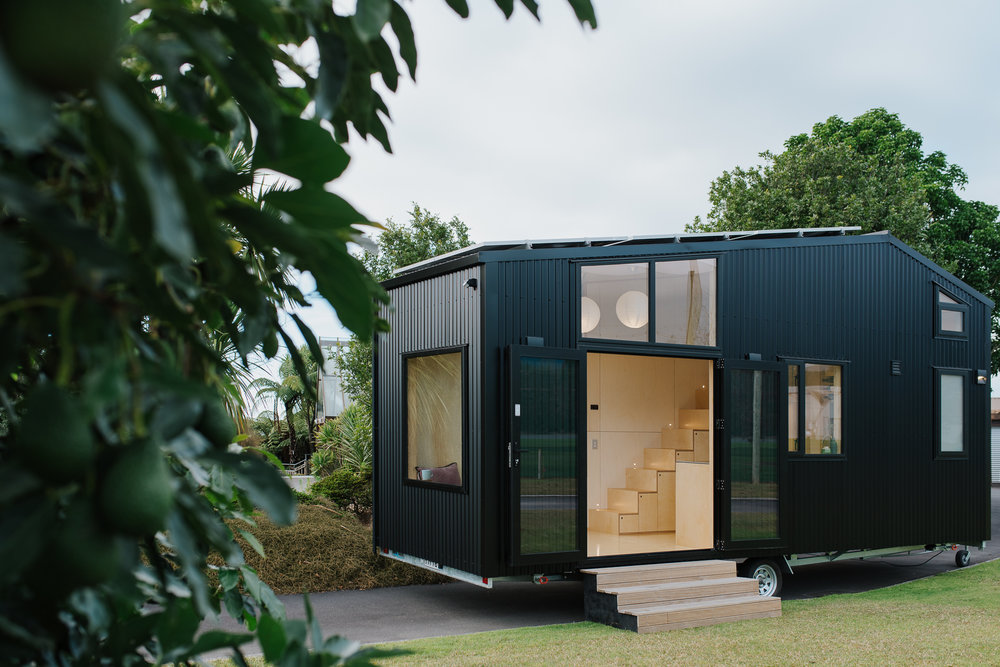 Ohariu Tiny Home