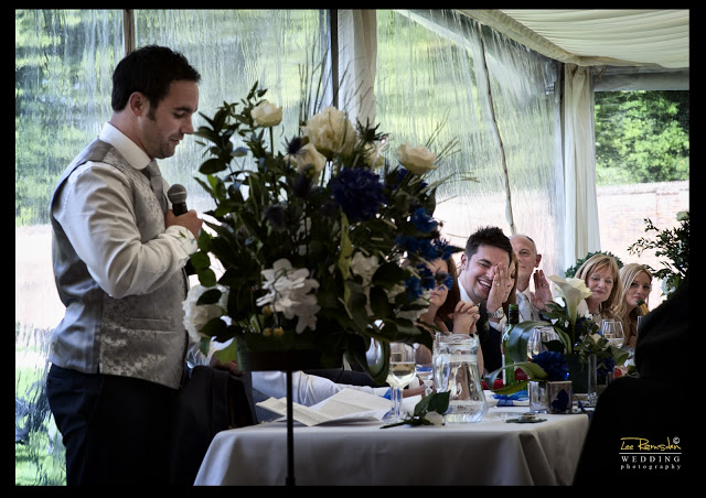 James Gemma Hert wedding best man speach