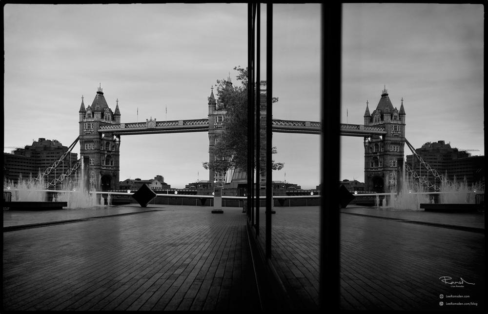 """<img src=""""Tower bridge.jpg"""" alt=""""landmark famous world river Thames sunset sunrise moreLondon Lee Ramsden reflection monochrome black and white"""">"""