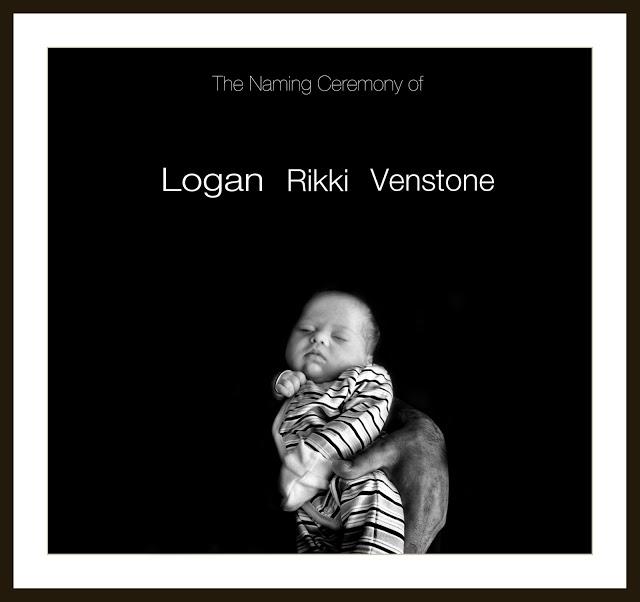 "<img src=""Front Cover.jpg"" alt=""The Naming Ceremony of Logan Rikki Venstone front cover of an album lee ramsden"">"