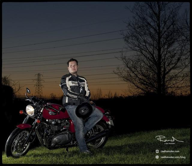 """<img src=""""Xav Lomas"""" alt="""" Xav Xavier Lomas Triumph motorbike weybridge surrey lee ramsden"""">"""