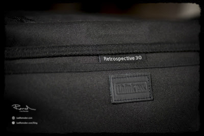 Think Tank Retrospective 3.0 camera bag Logo