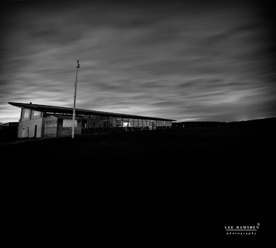 Dunstable downs national trust shop at night long exposure