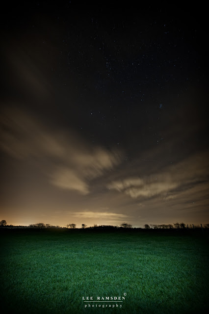 Dunstable downs long exposure