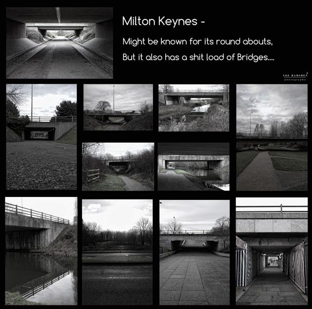 Milton Keynes Round abouts