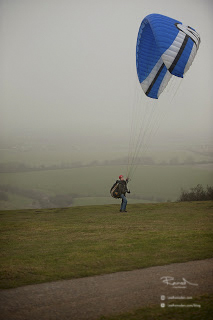 Lee Snowden shoot guy jumps off dunstable downs