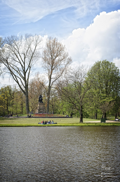 Amsterdam central park