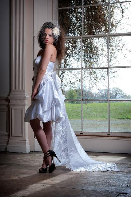Brett Harkness wedding model training