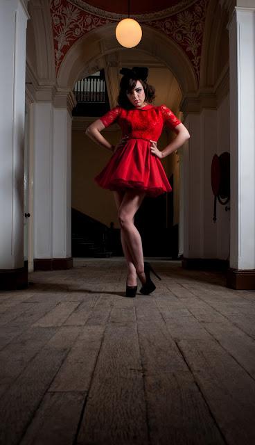 Brett Harkness model shoot world class photographer