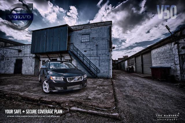 Volvo V50 V60 V70 UK advert