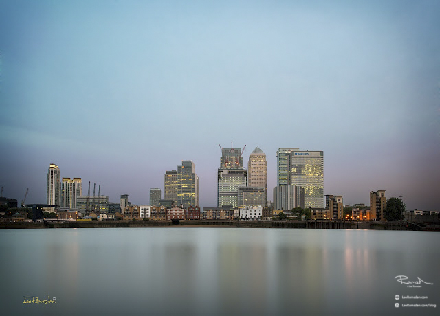 Canary Wharf London Isle of dogs Thames financial