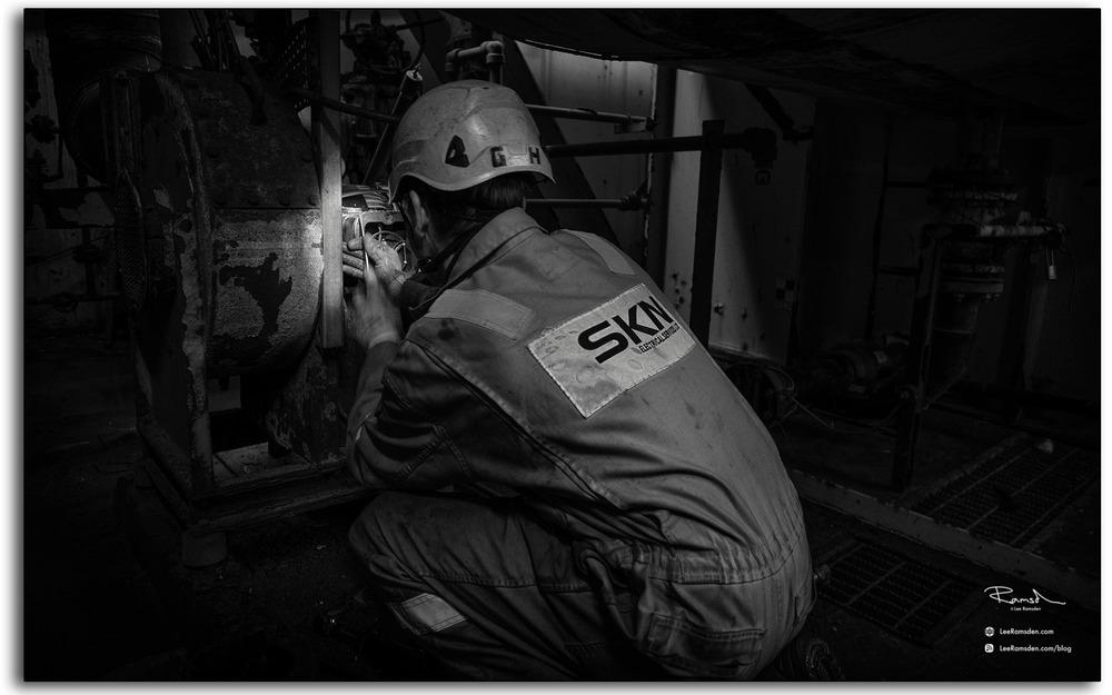 07 SKN electrical Azerbaijan Gordon Hossack contractor ex compex inspector