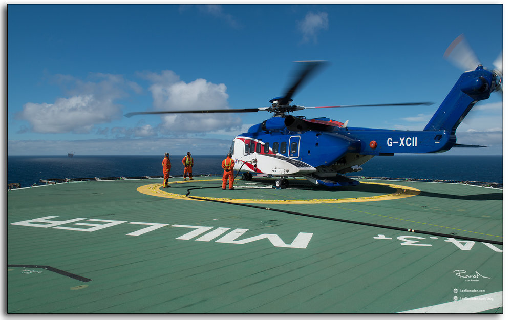 Sikorsky, S92, helicopter, aviation, flight, oil and gas industry, offshore, north sea, Aberdeen, taxi 10