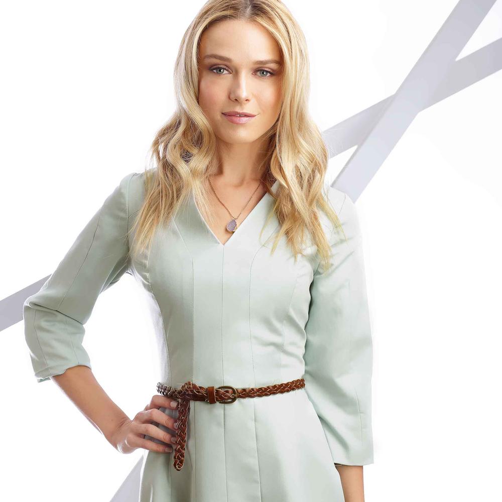 LANA PANEL DRESS