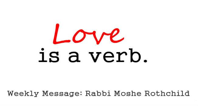 love verb 2