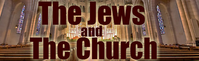 Jews and Church banner (2)