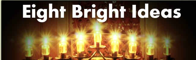eight bright ideas banner