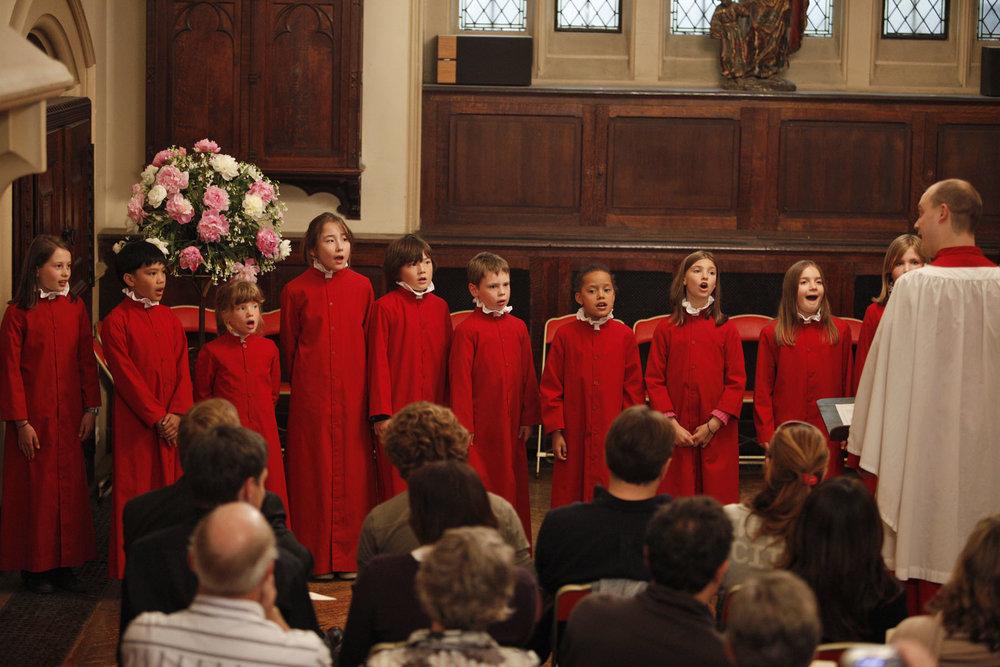 Children's Choir -