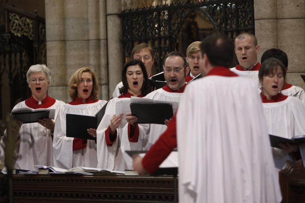 Adult Choir -