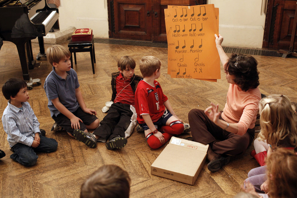 Interested in Our Music Programs for Children - Click here or here to find out more.