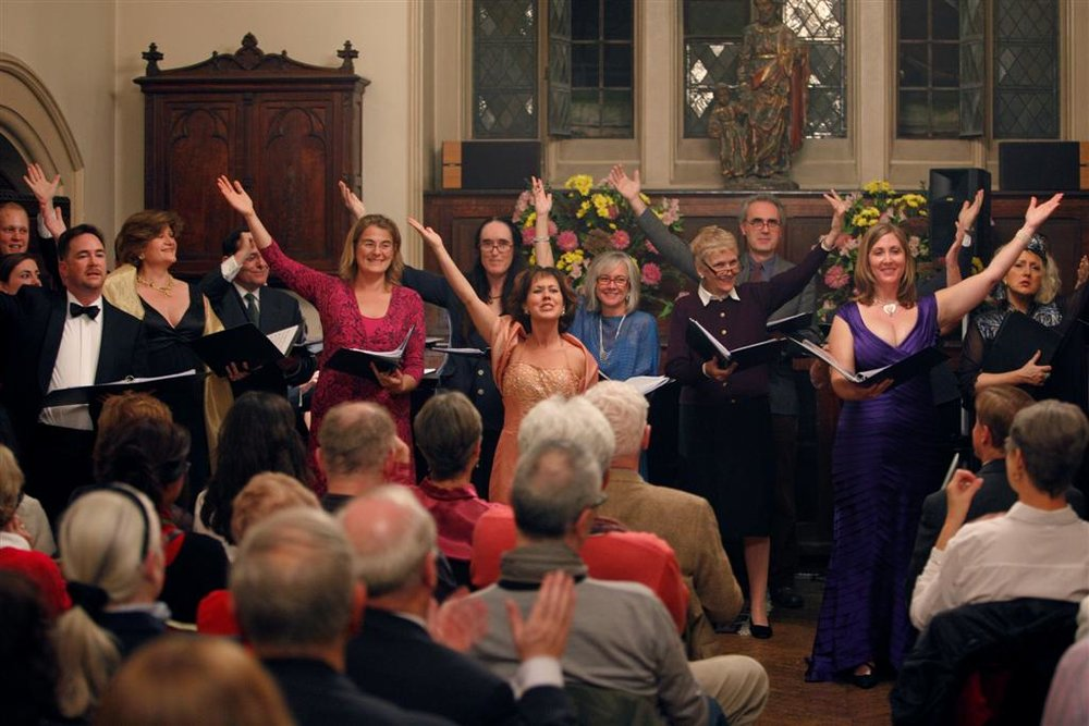 Paris Choral Society -