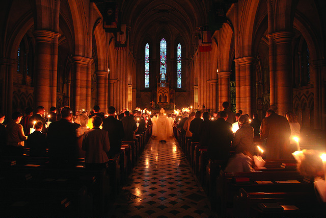 Click here to see all upcoming Lenten & Holy Week services. -