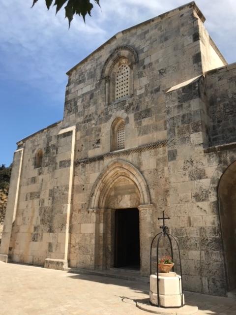 St. Anne's Church in Jerusalem