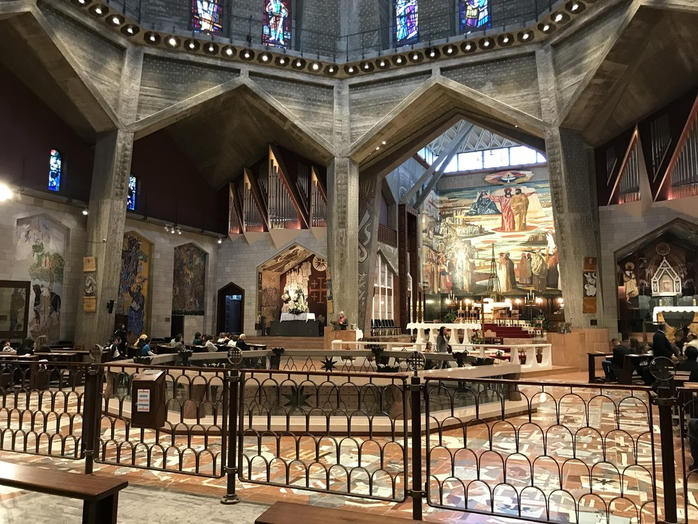Church of the Annunciation, Nazareth