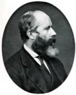 The architect George Edmund Street