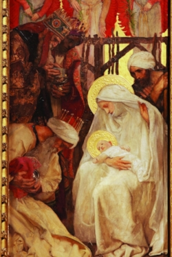 Christmas Services - December 24thFamily Service / 5PMMidnight Mass / 10:30PMDecember 25thChristmas Day Service / 11AM