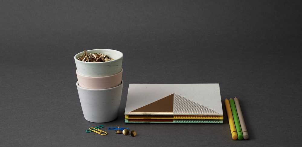 Elliott Ceramics / Tom Pigeon Notebooks